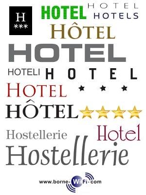 wifi pour hôtels