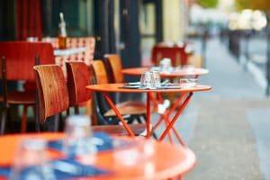 Wifi café bar restaurant